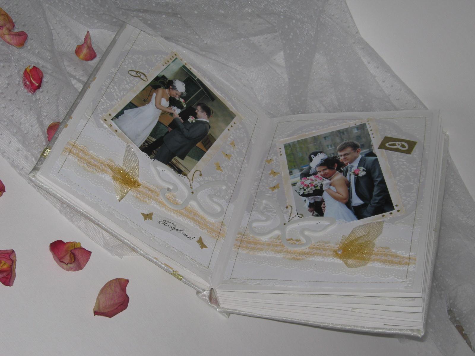 Оформление свадебного альбома своими руками:мастер-класс 85