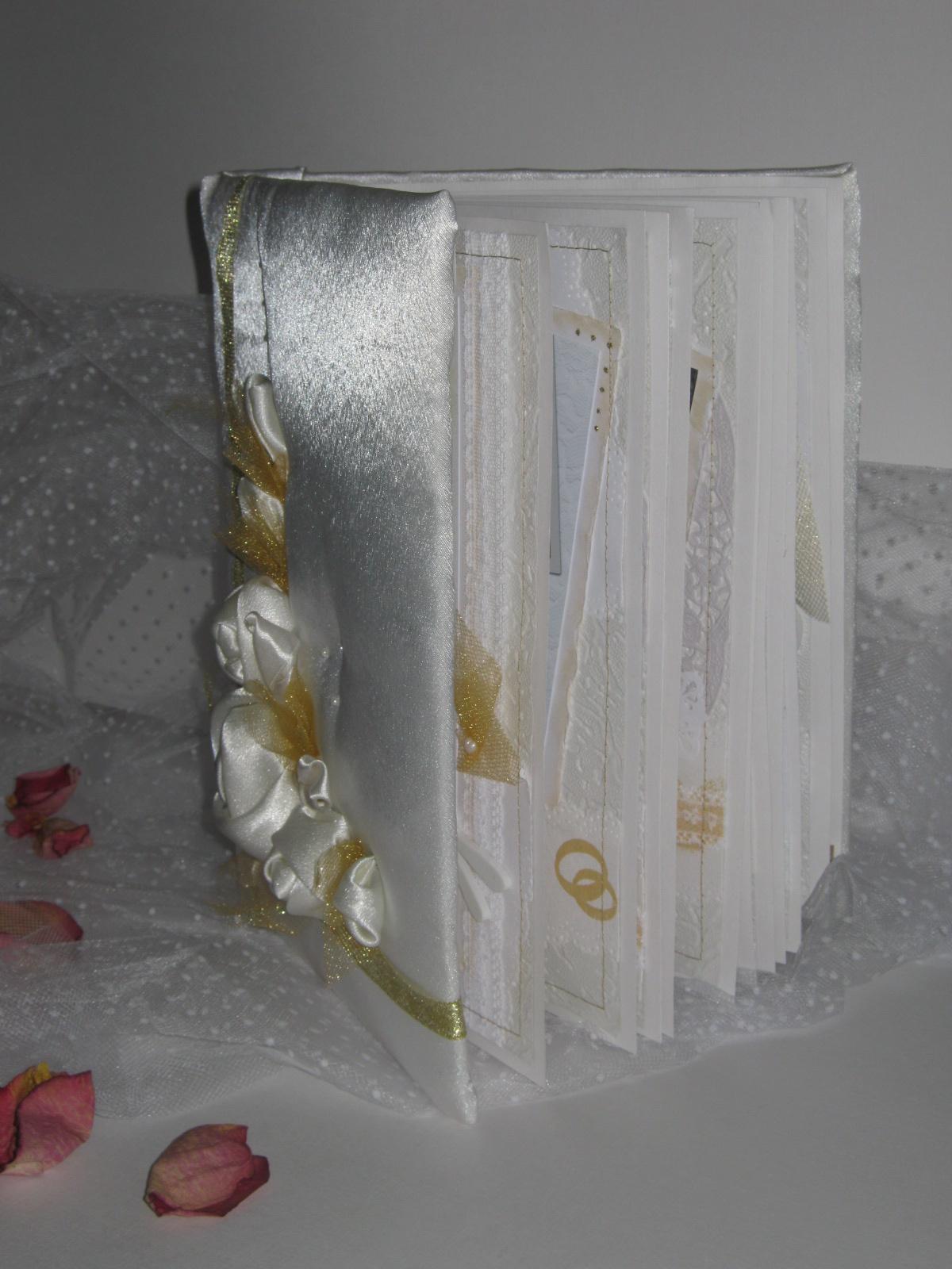 Свадебный фотоальбом своими руками мастер-класс